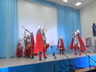 Танец богатырская промысл во детском саду видео