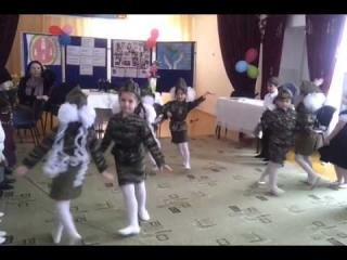 Танец катя во детском саду видео