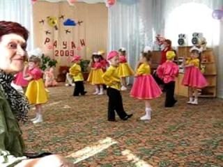 Видео детского танца ох сережка