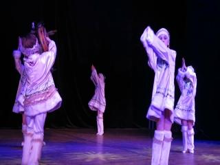 Танец эскимосов во детском саду видео