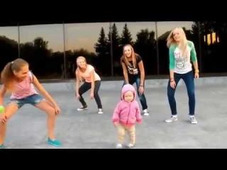 Детский хип гоп танцевальный вечер видео уроки