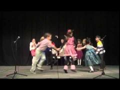 Детский танец косолапый камедь бер видео
