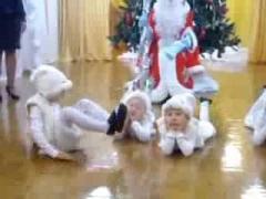 Скачать танец зайчиков во детском саду видео