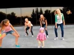 Детский хип гоп танцы-шманцы-обжиманцы видео уроки